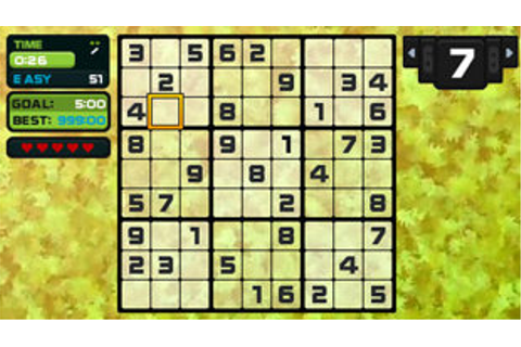 Go! Sudoku Game | PSP - PlayStation