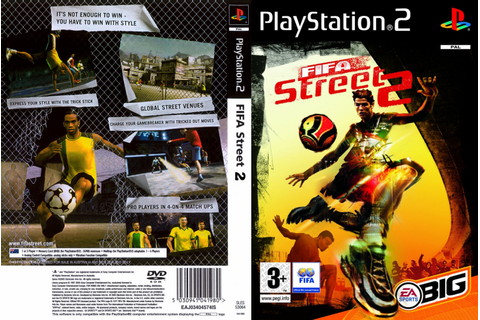 Download Game Fifa Street 2 PS2 Full Version Iso For PC ...