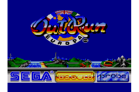 OutRun Europa Screenshots | GameFabrique