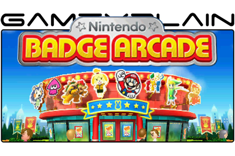 Nintendo Badge Arcade - Game & Watch (Video Preview) - YouTube