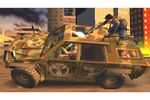 Pursuit Force™ Game | PSP - PlayStation