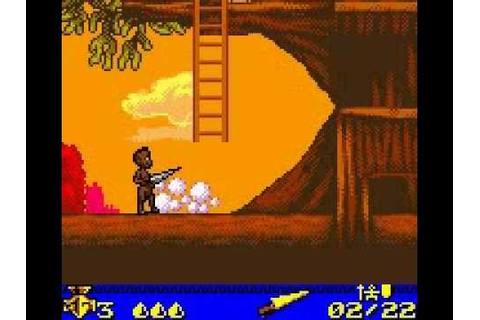 Kirikou - Game Boy Color - YouTube