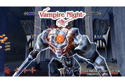 PCSX2 Emulator 1.5.0-2124 | Vampire Night [1080p HD ...