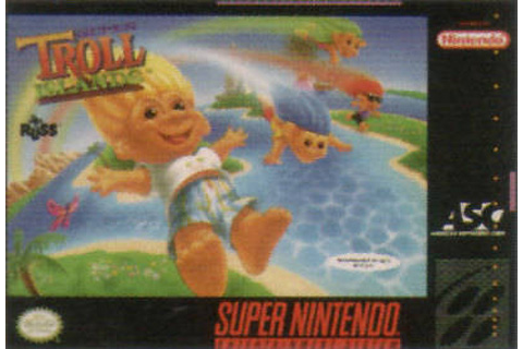 Retro Game Guide - SNES - Super Troll Islands