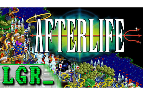 LGR - Afterlife - PC Game Review - YouTube