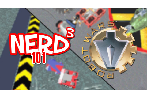 Nerd³ 101 - Robot Wars - The Game Boy Advance Games - YouTube