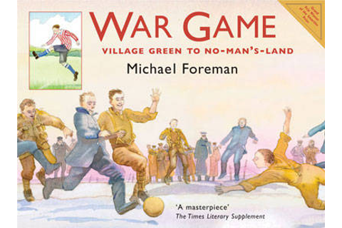 War Game by Michael Foreman, Buy Recommended Books and ...