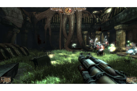 All Gaming: Download Painkiller Recurring Evil (pc Game) Free