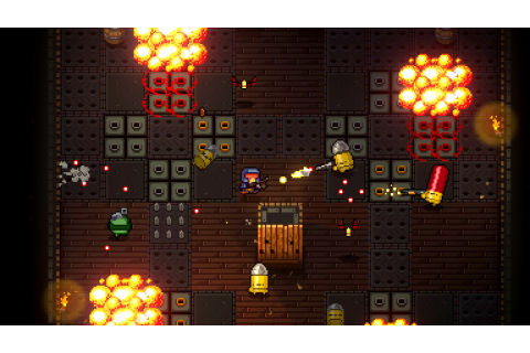 Enter the Gungeon Review: Another Call to Arms :: Games ...