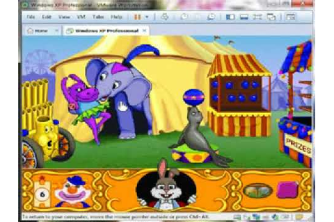 Reader Rabbit Math: Ages 4-6 Part 1 - YouTube