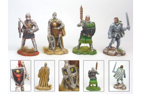 Painting Over Camelot | Shadows over Camelot | BoardGameGeek
