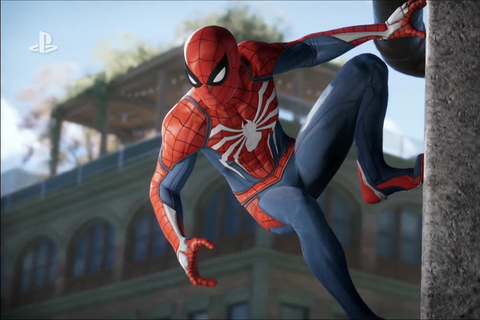 Insomniac's Spider-Man game will have different suit ...