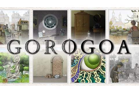 Gorogoa | Puzzle Game Walkthrough | Full Playthrough | PC ...