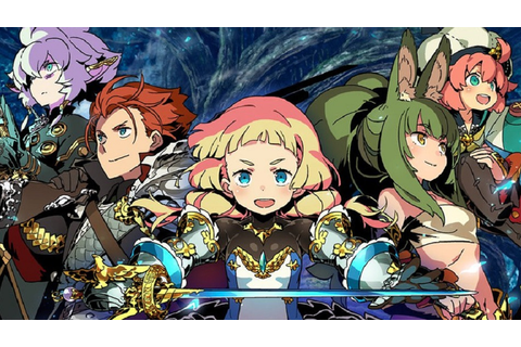 Etrian Odyssey V: Beyond The Myth Review – GameCritics.com