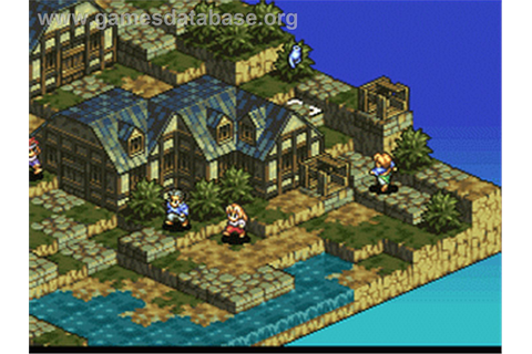Tactics Ogre: Let Us Cling Together - Nintendo SNES ...