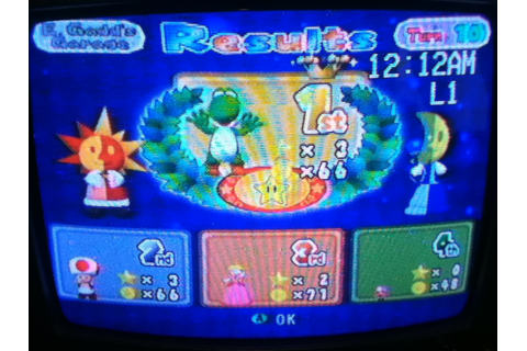 Mario Party 6 - Tie Game by DebisteJalibon on DeviantArt