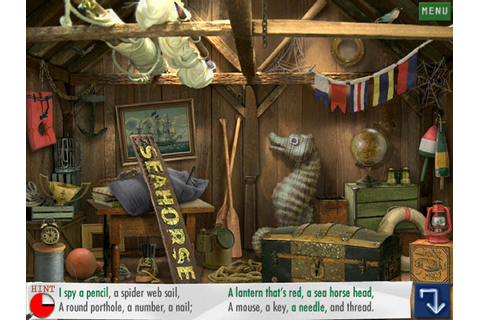 I SPY Mystery > iPad, iPhone, Android, Mac & PC Game | Big ...