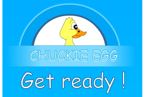 Chuckie Egg Game - Adventure games - Games Loon