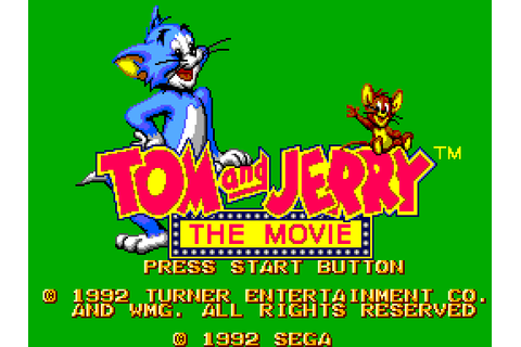 Tom and Jerry: The Movie (1992) by Turner Entertainment ...