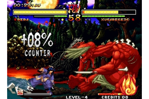 Samurai Shodown V (Game) | GamerClick.it