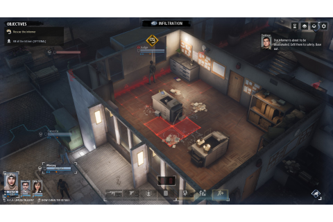 Phantom Doctrine review | Rock Paper Shotgun
