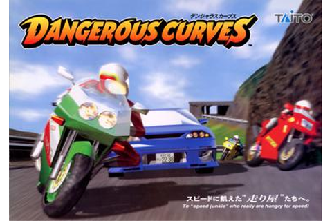Dangerous Curves (video game) - Wikipedia