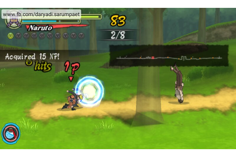 Naruto Shippuden Ultimate Ninja Heroes 3 PSP Game Review ...