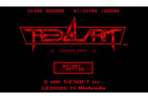 Red Alarm Review for Virtual Boy (1995) - Defunct Games