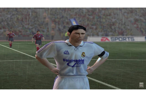 FIFA 2002 GameCube Gameplay HD - YouTube