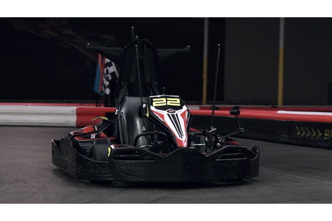 Virtual Reality Karting at K1 Speed Delivers a Real-Life ...