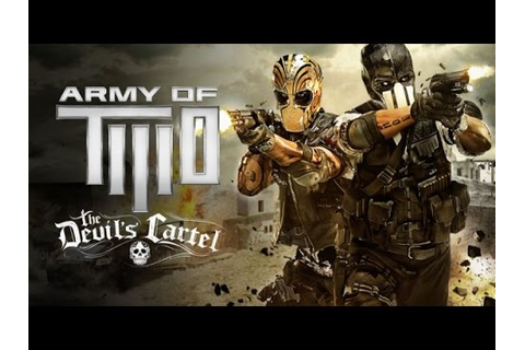 Army of Two: The Devil's Cartel all cutscenes HD GAME ...