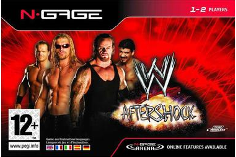 WWE Aftershock - Wikipedia