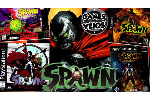 SPAWN Games os jogos do soldado do inferno - YouTube