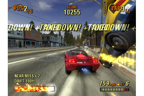 Burnout 3: Takedown Review