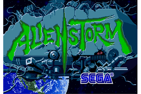 Alien Storm Details - LaunchBox Games Database