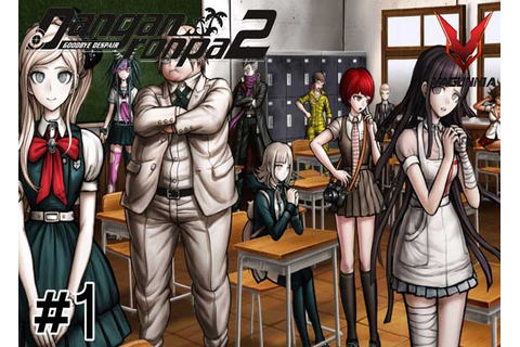 'DanganRonpa 2: Goodbye Despair' Game Review: Redefines ...
