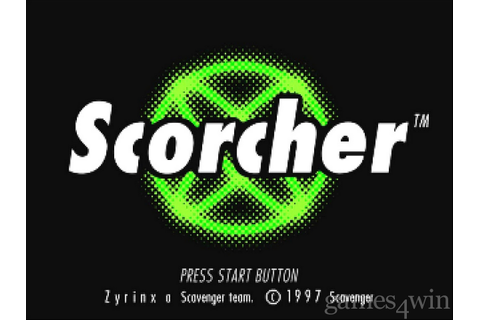 Scorcher Download on Games4Win