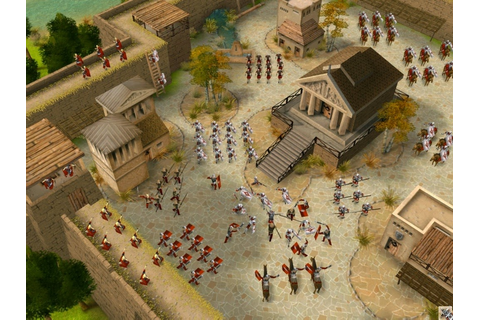 Free Download PC Games and Software: Praetorians Game