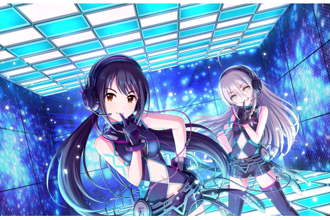 Anime The Idolmaster: Cinderella Girls Starlight Stage ...