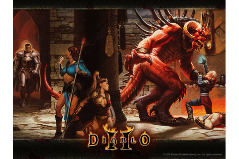 CONTACT :: Diablo II full game free pc, download, play ...