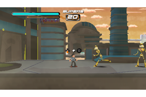 Best PSP games download: Astro Boy The Video Game
