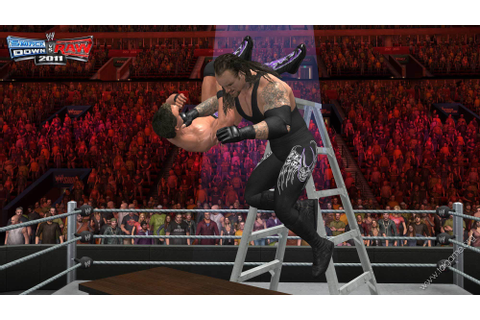 WWE SmackDown vs. Raw 2011 - Tai game | Download game Đối ...