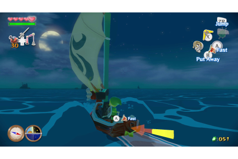 The Legend of Zelda: The Wind Waker HD (Wii U) News ...