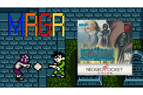 Dark Arms: Beast Buster Review (Neo Geo Pocket Color ...