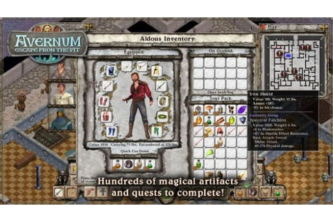 Avernum: Escape From the Pit Game Free Download - IGG Games