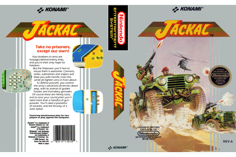 Jackal (Video Game) - TV Tropes