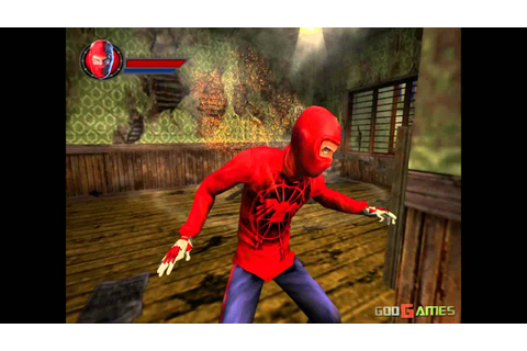 Spider-Man - Gameplay PS2 HD 720P - YouTube
