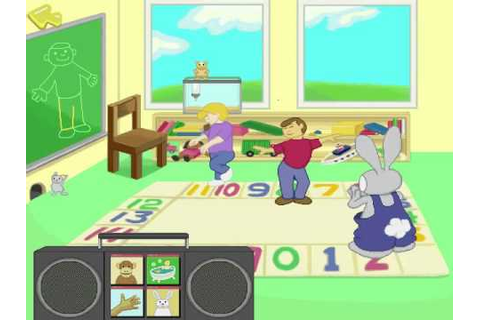 Jumpstart Kindergarten - Anatomy - YouTube