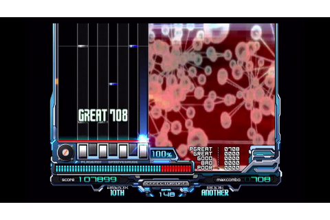 Beatmania IIDX 10th Style - GHOST REVIVAL [ANOTHER] - YouTube