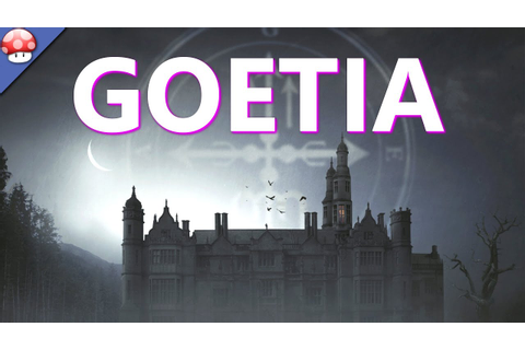 Goetia: Gameplay (PC HD) - YouTube